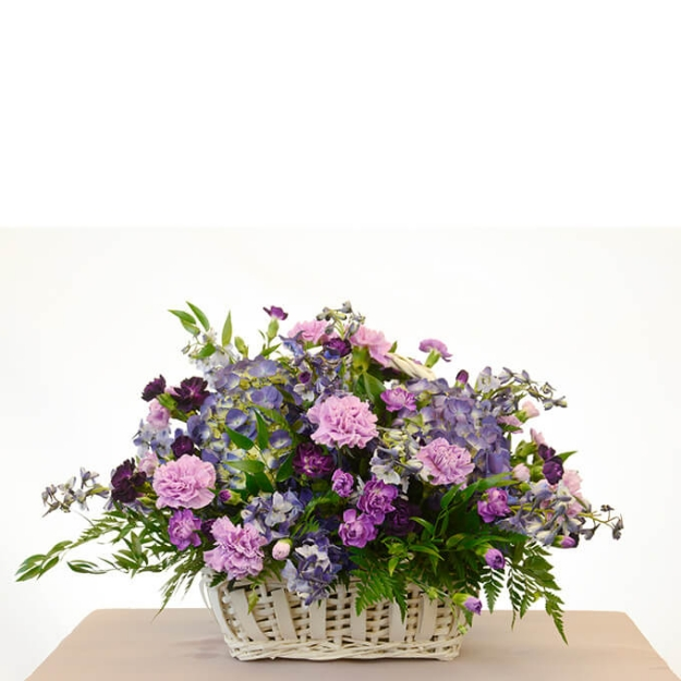 Picture of Purple Heaven basket
