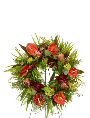 Picture of Island Whisper Wreath