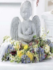 Picture of Little Angel Ring of Flowers