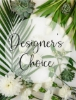 Picture of Designers Choice Standing Wreath $150+