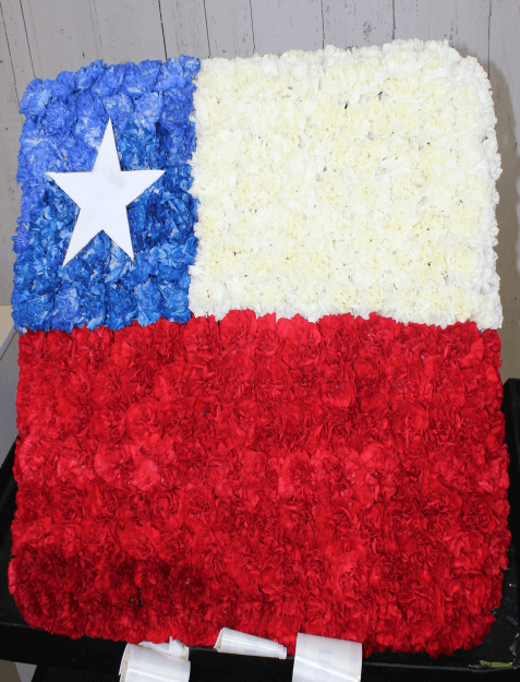 Picture of Country Flag Tribute